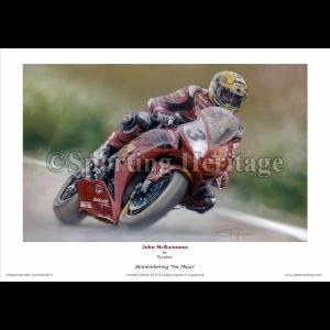 John McGuinness - Remembering 'Yer Maun'