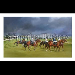 Down at the Start-The Curragh