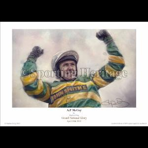 A.P. McCoy - Grand National Glory